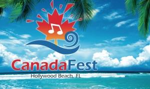 CANADAFEST 2018  ET LE SOLEIL DE LA FLORIDE