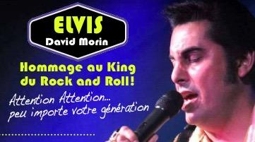 David Morin  Elvis et les autres…