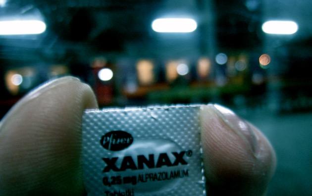 Après les opioïdes, le Xanax et le Valium
