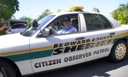 Protection  accrue en Floride grâce aux «COP»