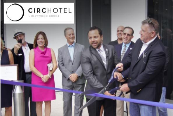 Hollywood : Grande ouverture du CircHotel & la nuance du marché immobilier de la région