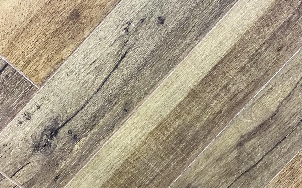 Zoom sur les  revêtements de plancher tendance