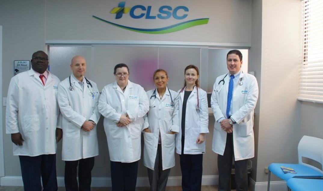 CLSC –  Votre  clinique médicale en floride