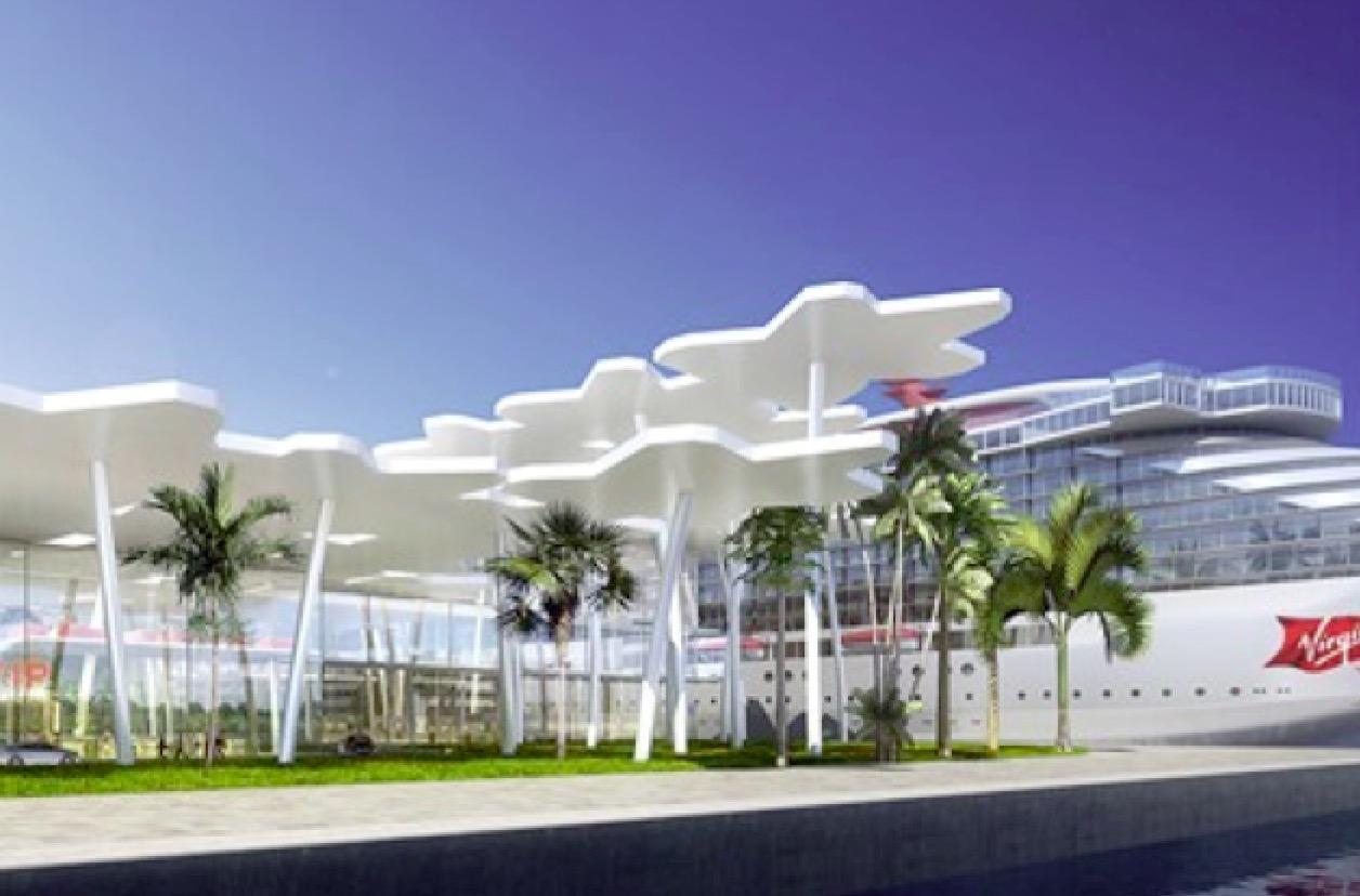 Nouveau  record au port de Miami