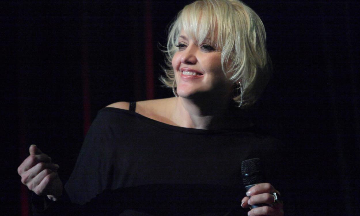 Lina Boudreau à CANADAFEST