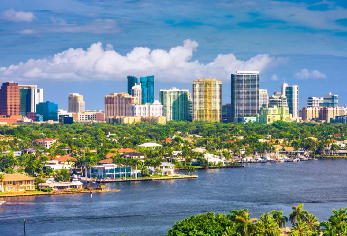 Fort Lauderdale dépensera trois milliards