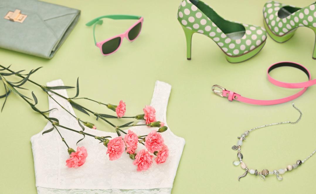 La mode printemps 2019,  des collections toutES en couleur !