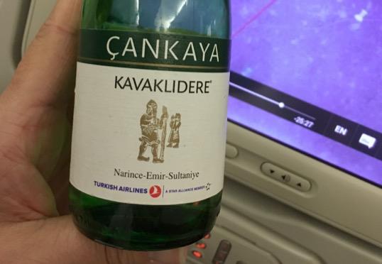 D'excellents vins de la Turquie