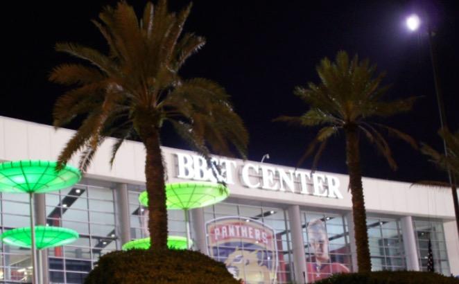 Le BB&T Center  devient le Truist