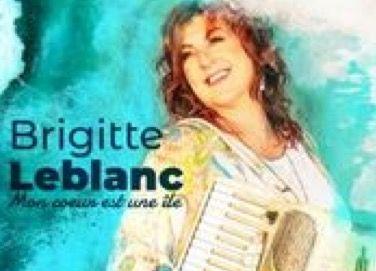 Deux lancements pour Brigitte Leblanc !