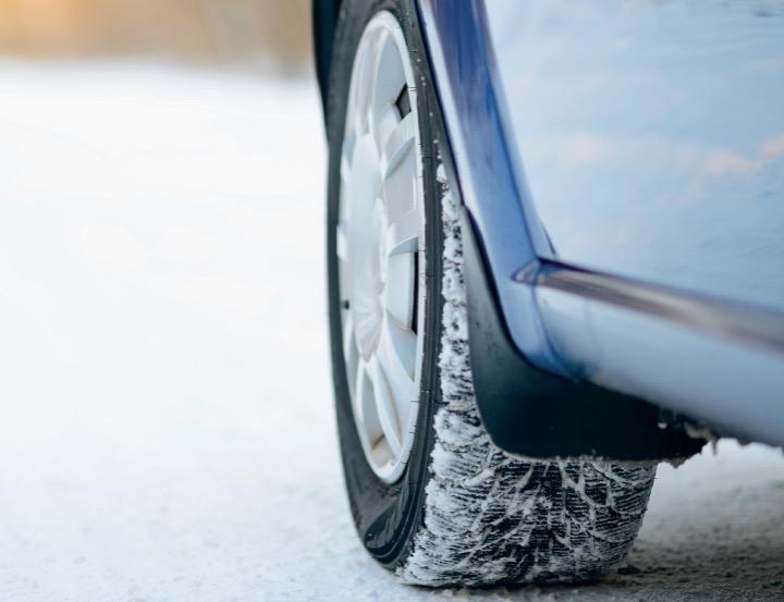 Obligations concernant les pneus d'hiver