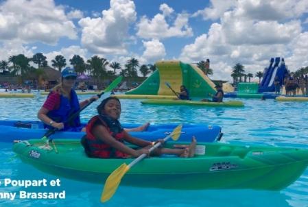 Crystal Lagoon, la plus grande piscine des États-Unis !