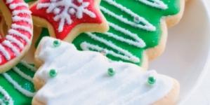 Biscuits festifs au sucre