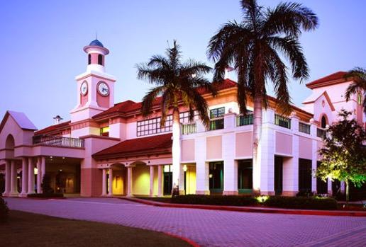 Mizner Park à Boca Raton