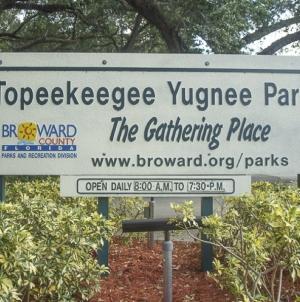 LE TOPEEKEEGEE YUGNEE PARK D'HOLLYWOOD