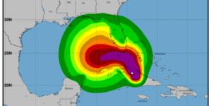 FLORIDE LE 8 NOVEMBRE 2020 (10h30 am)  : ETA ARRIVE !